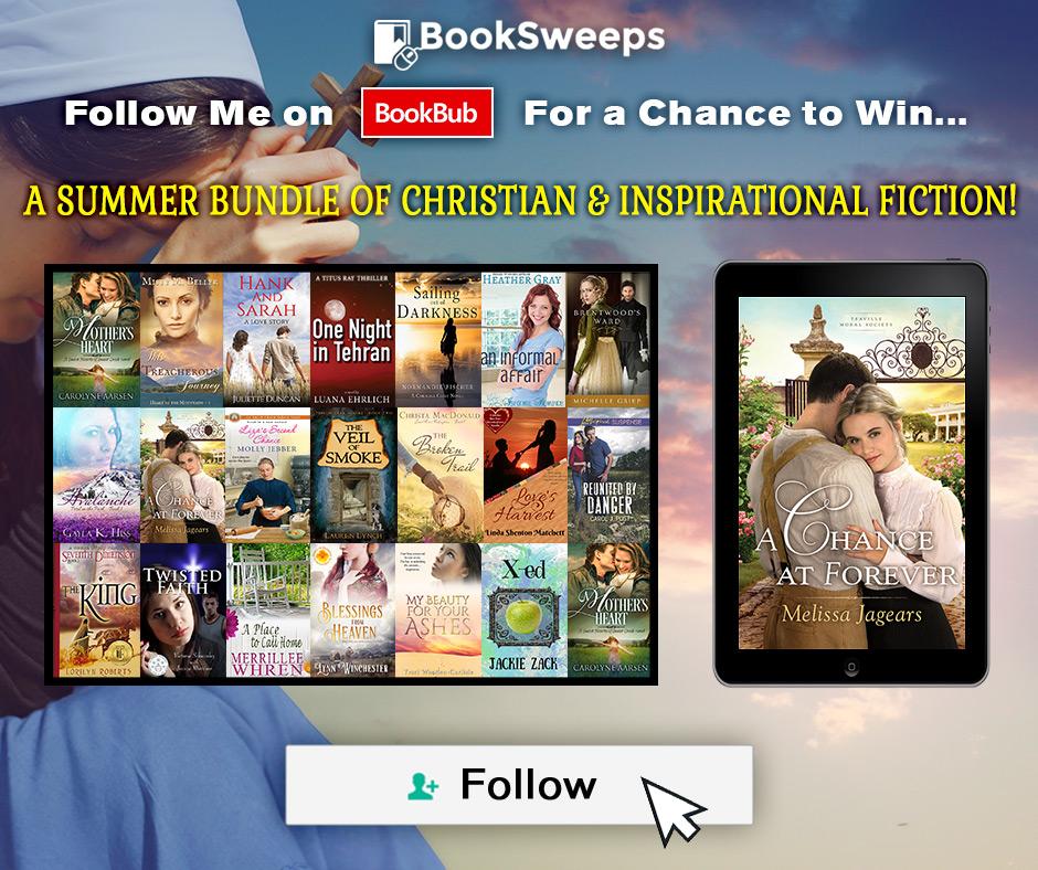 BookBub contest